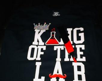 Lab week shirt