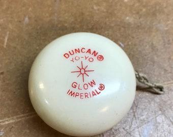 Vintage Duncan Glow Imperial Yo-Yo