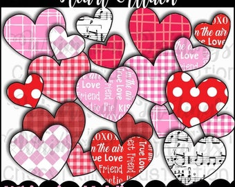 Heart Attack Clipart Collection- Immediate Download
