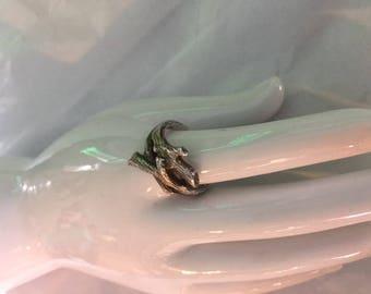 Twig Branch Ring