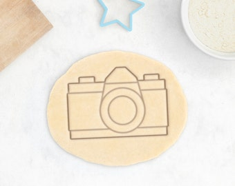 Camera Cookie Cutter – Retro Photography Cookie Cutter Photographer Gift Gift For Photographer Vintage Photography Wedding Favors Gifts