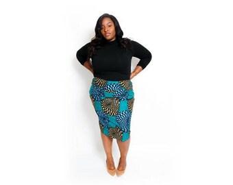 Azize Pencil Skirt