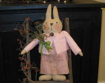 Bunny Decoration - Easter Decoration - Spring Decoration