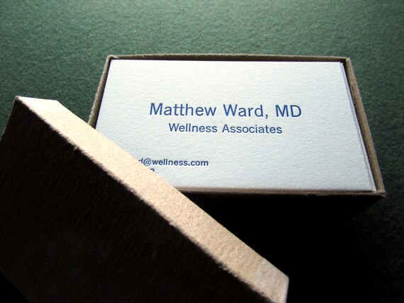 Great price 50 letterpress business cards minimalist great price 50 letterpress business cards minimalist design why pay more reheart Gallery
