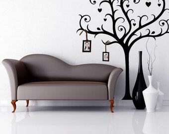 Family Tree of Love - Wall Decal - Original Artwork