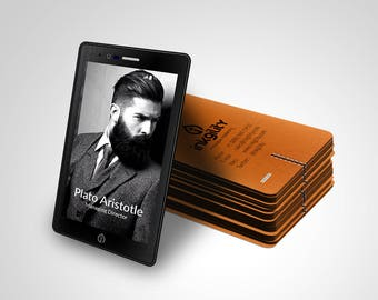 Business Cards (LG g4 2-1042 Template)