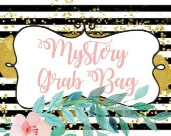 Mystery Grab Bag - Grab Bag - Dollar Mystery Grab Bag - Mystery Gift Set - Mystery Grab Bag - Surprise Grab Bag