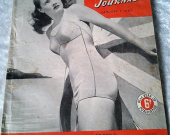 Vintage Magazine - Australian Journal 1st January 1947