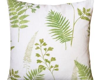 Fern & Leaves Cushion