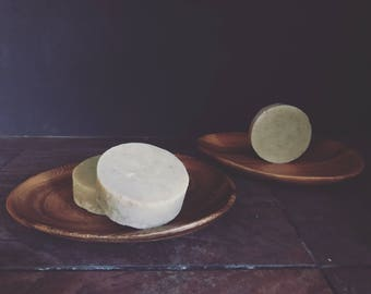 Aloe Cleansing Bar with Mint, Tea Tree, and Eucalyptus