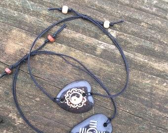 Yin Yang bracelets