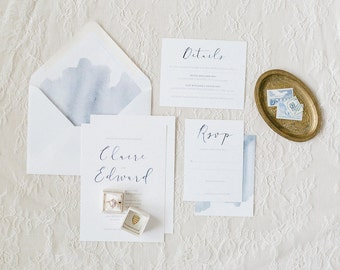 The Claire, Wedding Invitation Suite, Wedding Invitations, Wedding Programs, Wedding, Rsvp Cards, Wedding Invites Printable, Wedding Paper