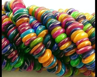 MOP DISC Beads - GM258