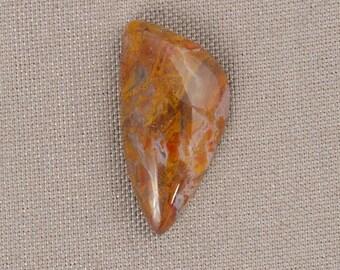 Small Lavic Jasper  Agate Cabochon Mojave California