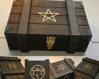 Witches' Spell Box