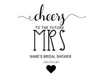 M2O - Cheers to the Future MRS Label