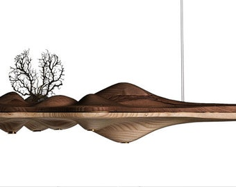 Lonely Island Pendant Hanging Light Fixture (Small)