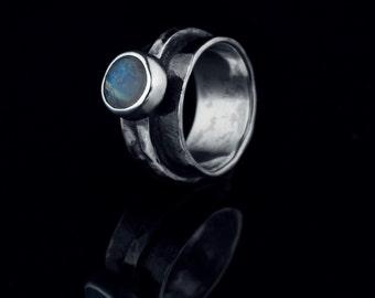 Silver ring for women MABU204A