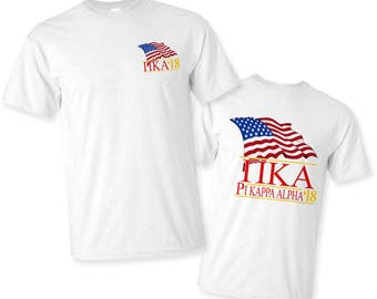 Pi Kappa Alpha Patriot Limited Edition Tee