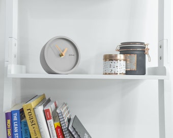 Lounge Mantle Clock, Table Clock, Office Clock, Office Desk Clock, Home Clock, Kitchen Clock, Living Room Clock, Bed Clock, Scandi Clock,