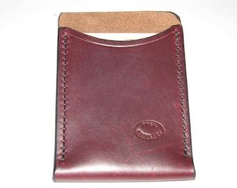 Genuine Horween Business Card Wallet
