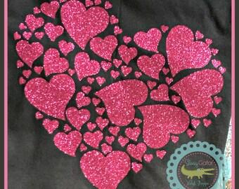 Heart Shirt, Plus Size Shirt, Cancer Awareness, Heart T Shirt, Heart TShirt, Heart Tee Shirt, Heart Tee, Heart Association, Ladies Plus Size