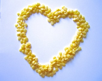 1 oz Wildcrafted Candelilla Wax Pearls // Vegan Beeswax Substitute