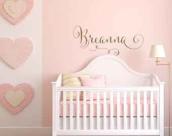 Wall Decals Nursery | Etsy
