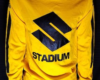 Stadium Tour 2017 Yellow Long Sleeve Tee