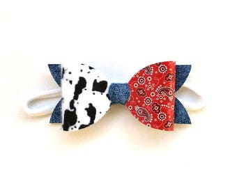 CowGirl Bow