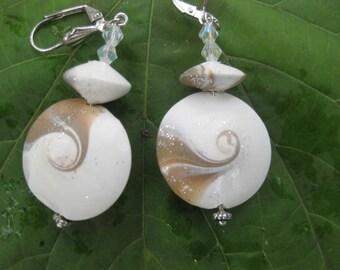 Lentil Bead Earrings
