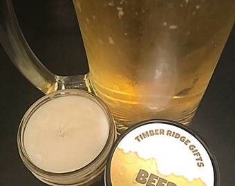 Beer Candle, Beer Gifts For Men, Beer Gift, Beer Lover Gift, Man Cave, Gift For Boyfriend, Unique Gifts, Novelty Gift, Gift For Father