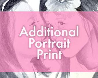 Additional Portrait Print