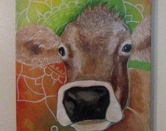 Harmony cow