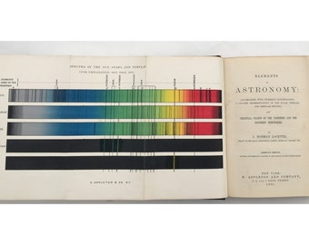 Elements of Astronomy by J. Norman Lockyer (1883)