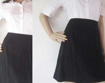 Vintage 80s Strenesse Blue skirt skirt s/meter