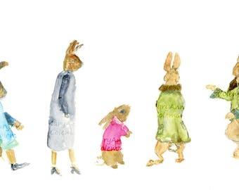 Bunnies March