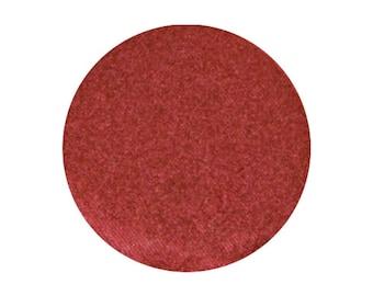 Coral Reef, Red Orange, Coral Pressed Pigment Eyeshadow, 26 mm pan