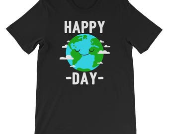 Kids Earth Day Happy Day Green Love Mother Earth Gift