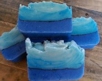 Kentish Rain Olive Oil soap