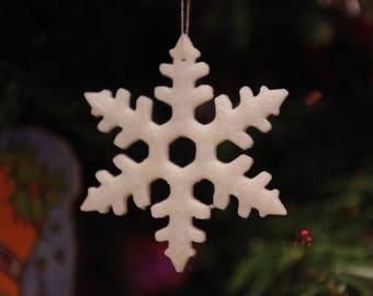 Christmas Ornament | Christmas Gift | Tree Ornaments | Holiday Decor | Holiday Snowflake | 3D Printed | Christmas Decoration | Holidays Gift