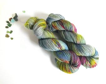 Spring Tide Sock Yarn. Elf Knight