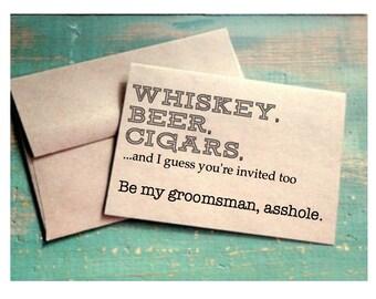 Groomsman Proposal | Be My Groomsman Card | Be My Groomsman | Ask Groomsman | Asking Groomsman | Groomsman Gift | Be My Groomsmen