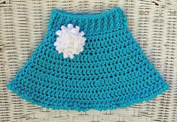 INSTANT DOWNLOAD - Versatile Crochet Baby Skirt Pattern - 3 Patterns ...