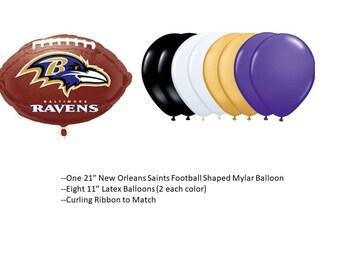 Baltimore Ravens Balloons