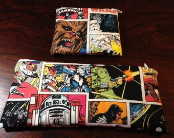 Star Wars Coin Purse or Pencil/Makeup Bag