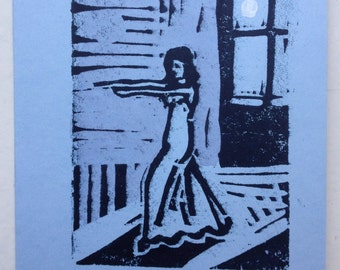 Note card-- sleepwalker