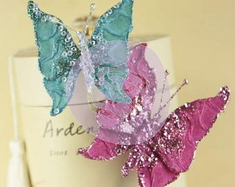 Prima Marketing Inc - Fairy - Butterfly Kiss Collection