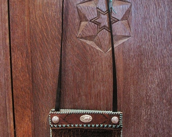 Cross Body Leather Purse MUSTANG SALLY
