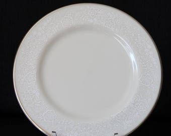 Gorham China Bridal Bouquet Bread and Butter Plate